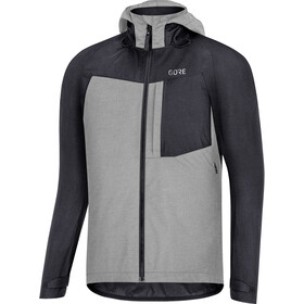 GORE WEAR C5 Gore-Tex Trail Capuchon Jas Heren, black